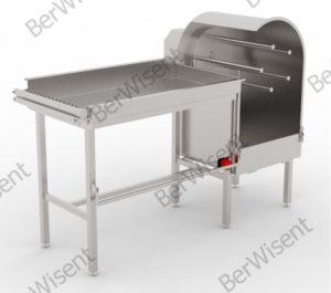 Машина для засолки черевы свиней/КРС/МРС в пучки