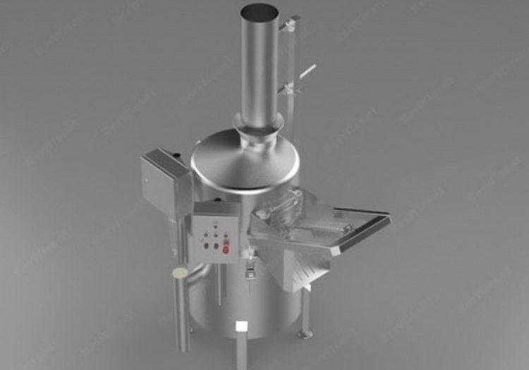 Центрифуга для измельчения и промывки не обработанного кишечного сырья BW-WCC