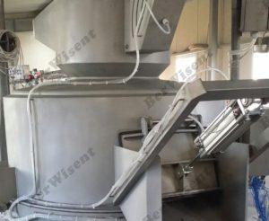 Центрифуга для обезволашивания голов свиней/КРС/МРС