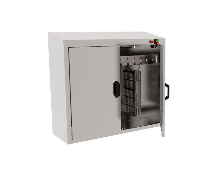 Шкаф для хранения и дезинфекции инструмента