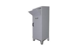 Шкаф для сбора грязной одежды