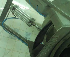 Центрифуга для обработки рубцов, книжки, сычугов КРС/МРС