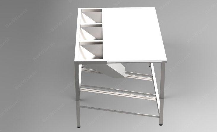 Столы для обвалки и сортировки