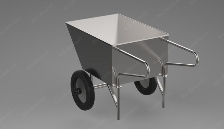 Тележка рикша
